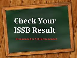 ISSB Result