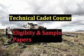 Technical Cadet Course